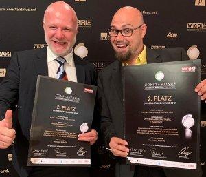 Unternehmerkraftwerk Constantinus Award 2019