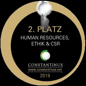 Unternehmerkraftwerk Unternehmertraining Constantinus Award 2019